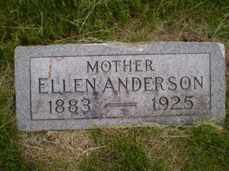 ANDERSON, ELLEN JOSEPHINE - Douglas County, Nebraska   ELLEN JOSEPHINE ANDERSON - Nebraska Gravestone Photos