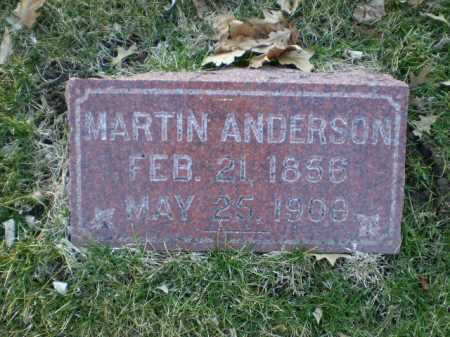 ANDERSON, MARTIN - Douglas County, Nebraska | MARTIN ANDERSON - Nebraska Gravestone Photos