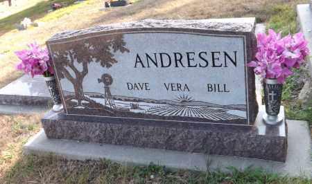ANDRESEN, FAMILY - Douglas County, Nebraska | FAMILY ANDRESEN - Nebraska Gravestone Photos