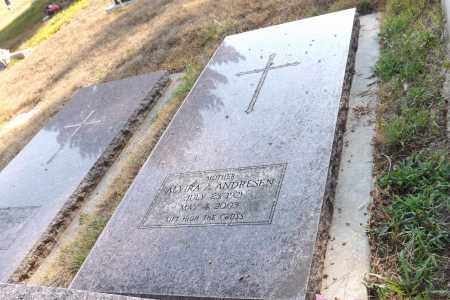 ANDRESEN, ALVIRA A. - Douglas County, Nebraska | ALVIRA A. ANDRESEN - Nebraska Gravestone Photos