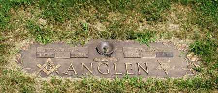 THOMAS ANGLEN, THELMA LEOLA - Douglas County, Nebraska | THELMA LEOLA THOMAS ANGLEN - Nebraska Gravestone Photos
