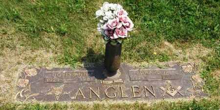 GRIEB ANGLEN, DORIS ANN - Douglas County, Nebraska | DORIS ANN GRIEB ANGLEN - Nebraska Gravestone Photos
