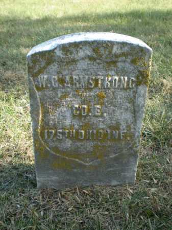 ARMSTRONG, W. C. - Douglas County, Nebraska   W. C. ARMSTRONG - Nebraska Gravestone Photos
