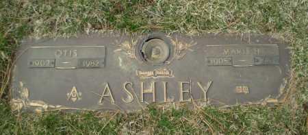 ASHLEY, OTIS - Douglas County, Nebraska   OTIS ASHLEY - Nebraska Gravestone Photos