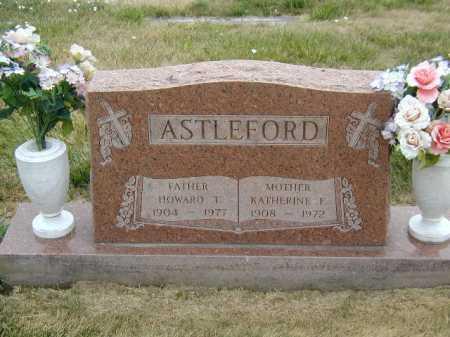 ASTLEFORD, KATHERINE F - Douglas County, Nebraska   KATHERINE F ASTLEFORD - Nebraska Gravestone Photos