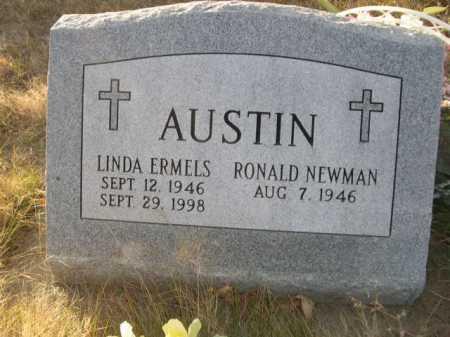 AUSTIN, RONALD NEWMAN - Douglas County, Nebraska | RONALD NEWMAN AUSTIN - Nebraska Gravestone Photos