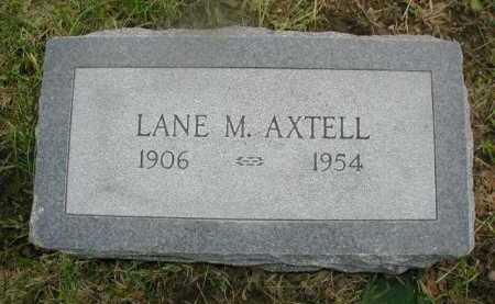 AXTELL, LANE M. - Douglas County, Nebraska   LANE M. AXTELL - Nebraska Gravestone Photos