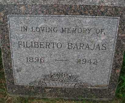 BARAJAS, FILIBERTO - Douglas County, Nebraska | FILIBERTO BARAJAS - Nebraska Gravestone Photos