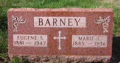 BARNEY, EUGENE S. - Douglas County, Nebraska   EUGENE S. BARNEY - Nebraska Gravestone Photos