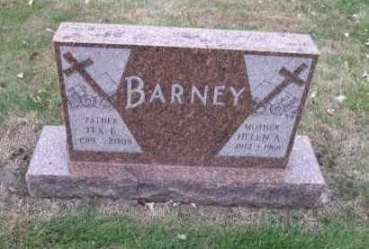 BARNEY, TEX E. - Douglas County, Nebraska | TEX E. BARNEY - Nebraska Gravestone Photos