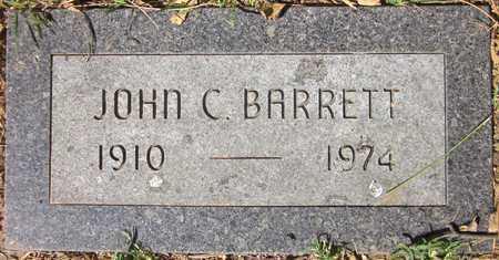 BARRETT, JOHN C. - Douglas County, Nebraska | JOHN C. BARRETT - Nebraska Gravestone Photos