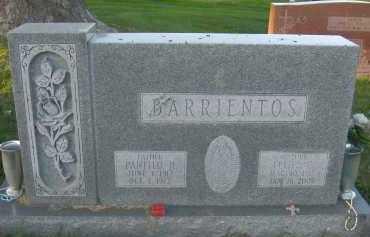 BARRIENTOS, PANFILO HL - Douglas County, Nebraska | PANFILO HL BARRIENTOS - Nebraska Gravestone Photos