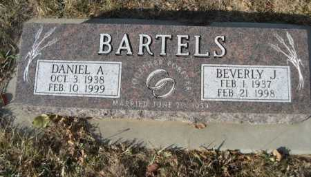 BARTELS, DANIEL A. - Douglas County, Nebraska | DANIEL A. BARTELS - Nebraska Gravestone Photos