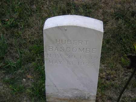 BASCOMBE, HUBERT - Douglas County, Nebraska | HUBERT BASCOMBE - Nebraska Gravestone Photos