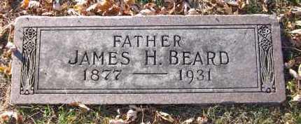 BEARD, JAMES H. - Douglas County, Nebraska | JAMES H. BEARD - Nebraska Gravestone Photos