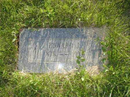 BEINDORFF, EDWARD J - Douglas County, Nebraska | EDWARD J BEINDORFF - Nebraska Gravestone Photos