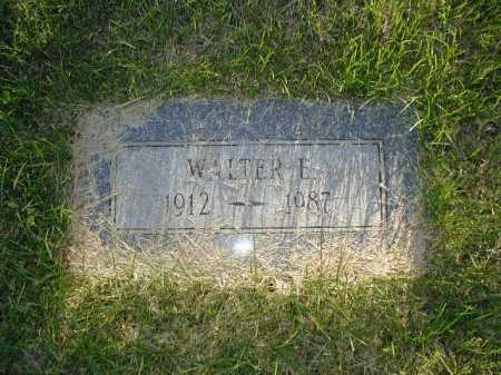 BEINDORFF, WALTER E - Douglas County, Nebraska | WALTER E BEINDORFF - Nebraska Gravestone Photos