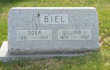 BIEL, DORA - Douglas County, Nebraska | DORA BIEL - Nebraska Gravestone Photos