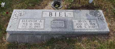 BIEL, ELEANOR A. - Douglas County, Nebraska   ELEANOR A. BIEL - Nebraska Gravestone Photos