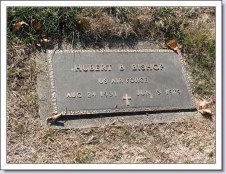 BISHOP, HUBERT B. - Douglas County, Nebraska | HUBERT B. BISHOP - Nebraska Gravestone Photos
