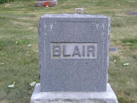 BLAIR, FAMILY - Douglas County, Nebraska | FAMILY BLAIR - Nebraska Gravestone Photos