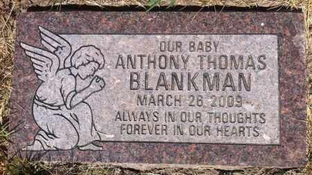 BLANKMAN, ANTHONY - Douglas County, Nebraska | ANTHONY BLANKMAN - Nebraska Gravestone Photos