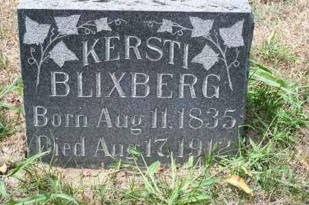 BLIXBERG, KERSTI - Douglas County, Nebraska | KERSTI BLIXBERG - Nebraska Gravestone Photos