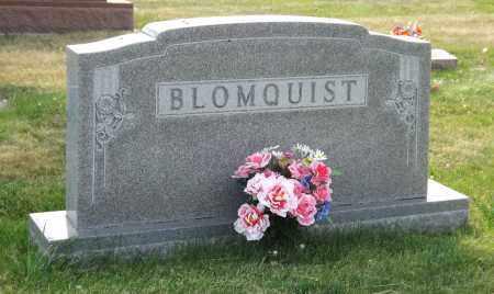 BLOMQUIST, FAMILY - Douglas County, Nebraska | FAMILY BLOMQUIST - Nebraska Gravestone Photos