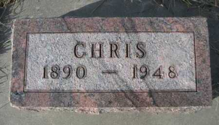 BLUM, CHRIS - Douglas County, Nebraska | CHRIS BLUM - Nebraska Gravestone Photos