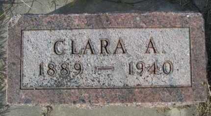 BLUM, CLARA A. - Douglas County, Nebraska | CLARA A. BLUM - Nebraska Gravestone Photos