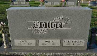 BOTTGER, ARVIN J. - Douglas County, Nebraska | ARVIN J. BOTTGER - Nebraska Gravestone Photos