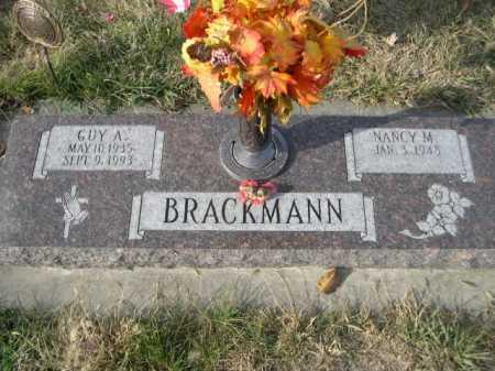 BRACKMANN, NANCY M. - Douglas County, Nebraska | NANCY M. BRACKMANN - Nebraska Gravestone Photos