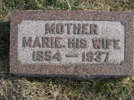 BRAESCH, MARIE - Douglas County, Nebraska | MARIE BRAESCH - Nebraska Gravestone Photos