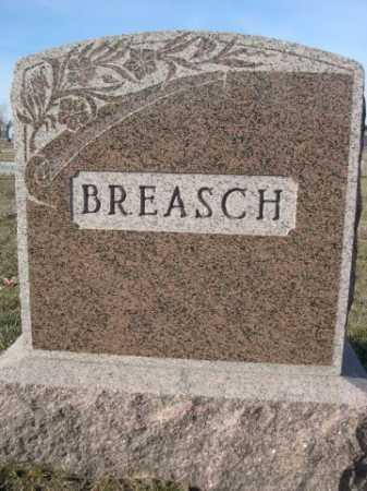BREASCH, FAMILY - Douglas County, Nebraska | FAMILY BREASCH - Nebraska Gravestone Photos