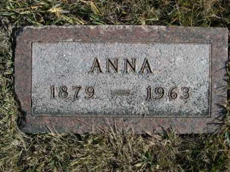BROCKMANN, ANNA - Douglas County, Nebraska   ANNA BROCKMANN - Nebraska Gravestone Photos