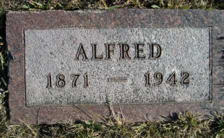 BROCKMANN, ALFRED - Douglas County, Nebraska | ALFRED BROCKMANN - Nebraska Gravestone Photos