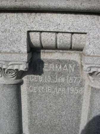 BROCKMANN, HERMAN - Douglas County, Nebraska | HERMAN BROCKMANN - Nebraska Gravestone Photos