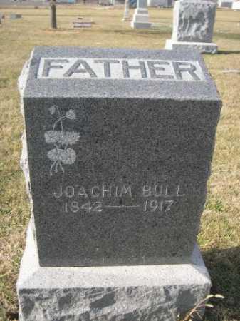 BULL, JOACHIM - Douglas County, Nebraska | JOACHIM BULL - Nebraska Gravestone Photos