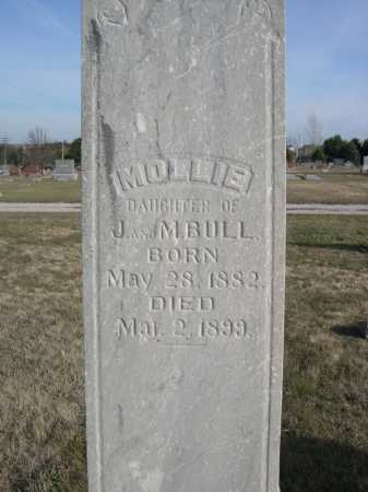 BULL, MOLLIE - Douglas County, Nebraska   MOLLIE BULL - Nebraska Gravestone Photos