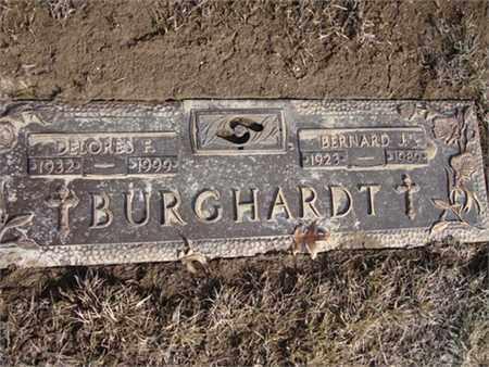 BEAN BURGHARDT, DELORES - Douglas County, Nebraska   DELORES BEAN BURGHARDT - Nebraska Gravestone Photos