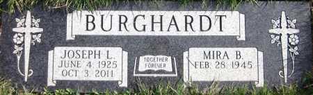 BURGHARDT, JOSEPH L. - Douglas County, Nebraska | JOSEPH L. BURGHARDT - Nebraska Gravestone Photos