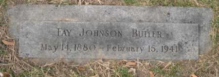 BUTLER, FAY - Douglas County, Nebraska   FAY BUTLER - Nebraska Gravestone Photos