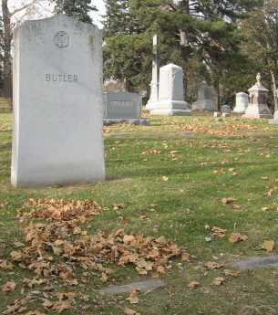 JOHNSON BUTLER, FAY - Douglas County, Nebraska | FAY JOHNSON BUTLER - Nebraska Gravestone Photos