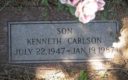 CARLSON, KENNETH ALLEN - Douglas County, Nebraska | KENNETH ALLEN CARLSON - Nebraska Gravestone Photos