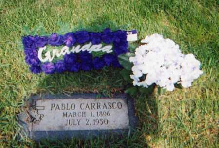 CARRASCO, PABLO - Douglas County, Nebraska | PABLO CARRASCO - Nebraska Gravestone Photos