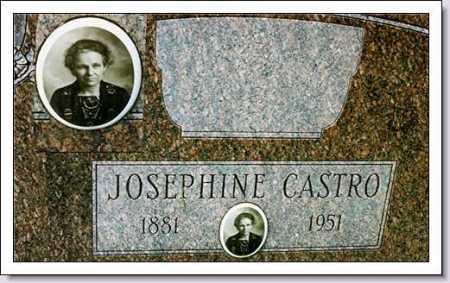 AMATO CASTRO, JOSEPHINE - Douglas County, Nebraska | JOSEPHINE AMATO CASTRO - Nebraska Gravestone Photos