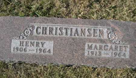 CHRISTIANSEN, HENRY - Douglas County, Nebraska | HENRY CHRISTIANSEN - Nebraska Gravestone Photos