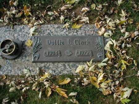 CLARK, DOLLIE L - Douglas County, Nebraska | DOLLIE L CLARK - Nebraska Gravestone Photos