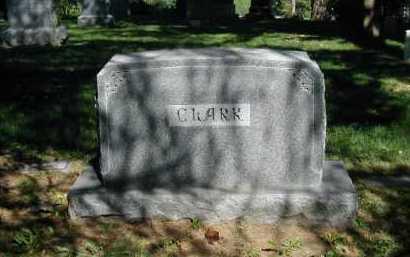 CLARK, FAMILY - Douglas County, Nebraska | FAMILY CLARK - Nebraska Gravestone Photos