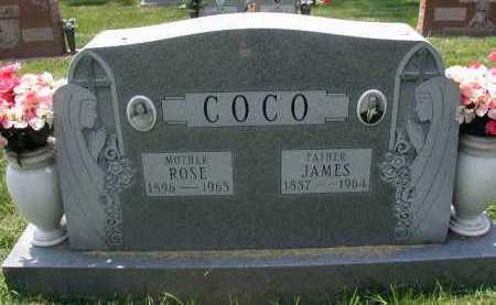 COCO, JAMES - Douglas County, Nebraska   JAMES COCO - Nebraska Gravestone Photos